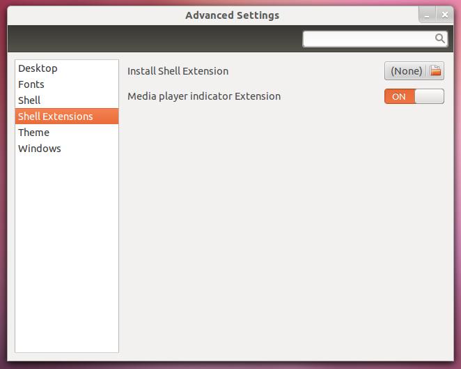How to Install the 'gnome-shell-extensions-mediaplayer' Extension