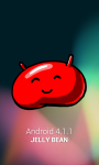 Jelly Bean Screenshot (of Easter egg)